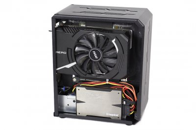 Корпус CustomMod FX stl 4.7L usb Riser PCI-E 300 мм (CM-FX47RUBT)