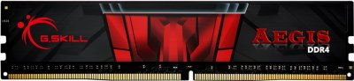 Оперативная память G.Skill DDR4-2133 16384MB PC4-17000 (Kit of 2x8192) Aegis (F4-3200C16D-16GIS)