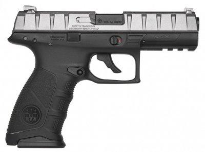 Пистолет пневматический Umarex Beretta APX metal grey 5.8333
