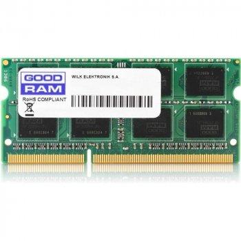 Оперативна пам'ять GOODRAM 4 GB SO-DIMM DDR3L 1600 MHz (9013795)