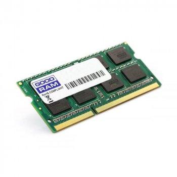 Оперативна пам'ять GOODRAM 2 GB SO-DIMM DDR3L 1600 MHz (9214795)