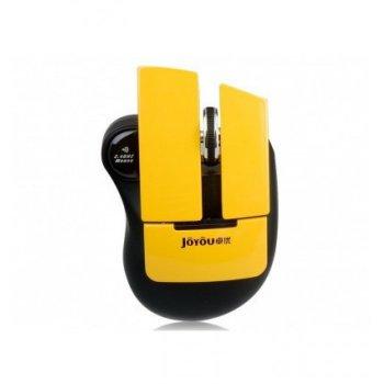Бездротова оптична миша ZHANPENG ZP018 мишка Жовта (46399)