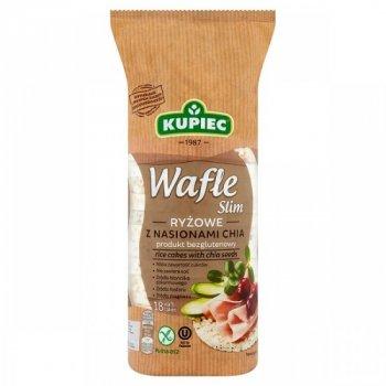 Хлебцы Kupiec рисовые с семенами Чиа 90г