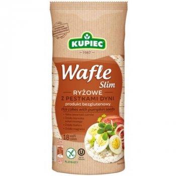 Хлебцы Kupiec рисовые с семенами тыквы 90г
