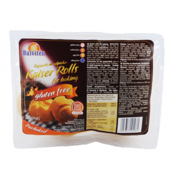 Булочки Balviten кайзерки для выпечки 200г