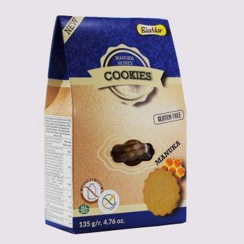 Печенье BiaMar песочное с медом Манука 120г