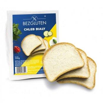 Хлеб Bezgluten белый 300г