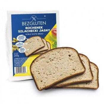 Хлеб Bezgluten белый дворянский на закваске 260г