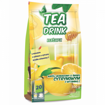 Чай Celiko со вкусом лимона и меда 300г