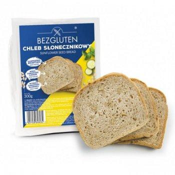 Хлеб Bezgluten с семенами подсолнуха 300г