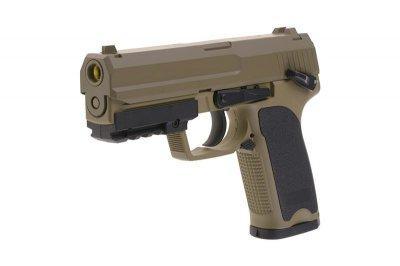 Пістолет Cyma HK USP Metal CM.125 AEP tan (Страйкбол 6мм)