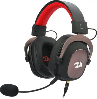 Навушники Redragon Zeus Surround 7.1 Black-Red (77422)