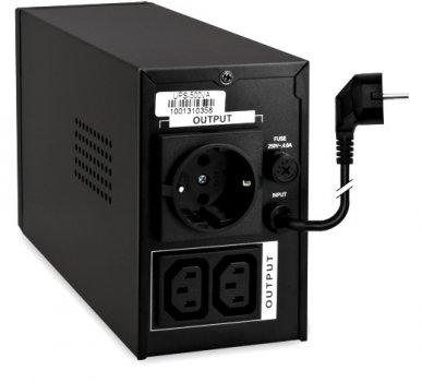 ДБЖ для котла UPS Gresso 850VA AVR Off-Line