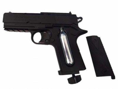 Пістолет пневматичний Borner WC 401 (Colt Defender)