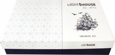Комплект постільної білизни LightHouse Exclusive Sateen Stripe Lux 200х220 (2200000550194)