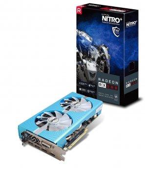 Sapphire Radeon RX 580 Nitro+ 8GB GDDR5 (256Bit) (299-BE366-201SA)