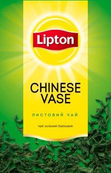Чай Lipton зеленый Chinese Vase байховый листовой 80 г (4823084201912)