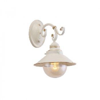 Бра настінне Light House SRS-14065A/1 WH біла