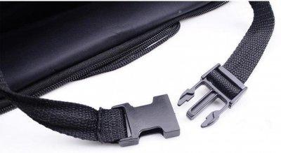 Термосумка-органайзер Supretto для авто Черный (4695)