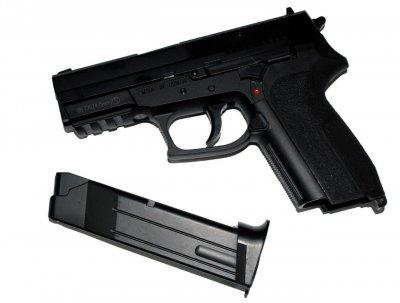 Пневматический пистолет KWC KM-47 HN