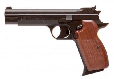 Пистолет пневматический SAS P 210 Blowback