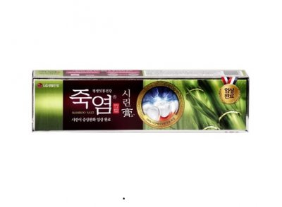 Зубная паста для чувствительных зубов LG HH Bamboo Salt Si Rin Toothpaste, 120 мл (8801051060164)