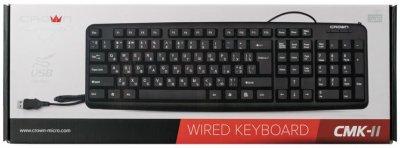 Клавіатура дротова Crown CMK-11 USB (2099900561726)