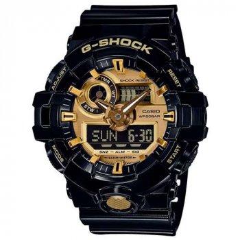 Годинник наручний Casio G-Shock CsG-ShckGA-710GB-1AER