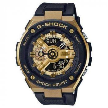 Годинник наручний Casio G-Shock CsG-ShckGST-400G-1A9ER