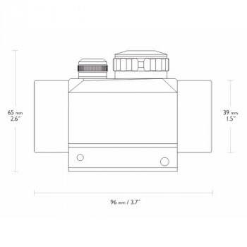 Приціл коліматорний Hawke RD1x30M WP (Weaver) Hwk920801