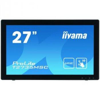 Монитор iiyama T2735MSC-B2