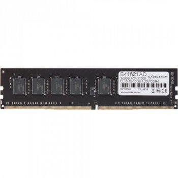 Модуль памяти eXceleram DDR4 16GB (2x8GB) 2133 MHz (E41621AD)