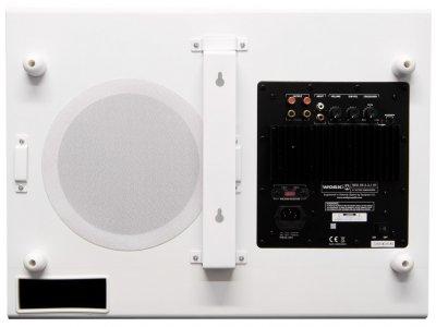Активный акустический комплект Work NEO SET 100 BT White