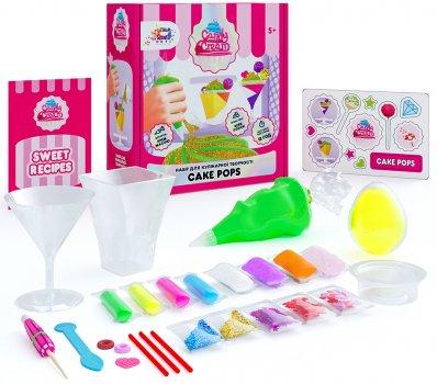 Набор для творчества с массой для декорирования OKTO Candy Cream Cake Pops (75001) (4820199474217)
