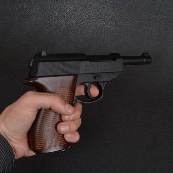 Пістолет пневматичний Crosman С41 (4.5 mm)