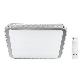 Світильник світлодіодний V-WATT Крісті 50W S пульт ДУ 1 (Настінно-стельовий, Люстра LED)