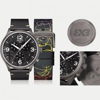 Годинники чоловічі Tissot chrono xl T116.617.36.067.00