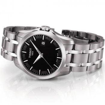 Годинники чоловічі Tissot couturier T035.410.11.051.00