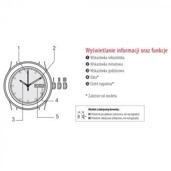 Годинники жіночі Tissot t-wave T112.210.11.031.00