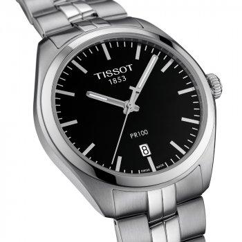 Годинники чоловічі Tissot pr 100 T101.410.11.051.00