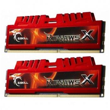 Модуль памяти G.Skill RipjawsX 8GB [2x4GB] (F3-12800CL9D-8GBXL) (F00148482)