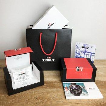 Годинники жіночі Tissot dressport T050.217.16.052.00
