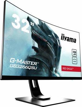"Монитор 31.5"" Iiyama G-Master GB3266QSU-B1"