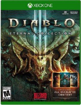 Игра Xbox One Diablo III Eternal Collection [Blu-Ray диск] (88218EN)