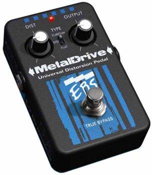 Бас-гітарна/гітарна педаль ефектів EBS MetalDrive (без коробки) (17-13-25-21)