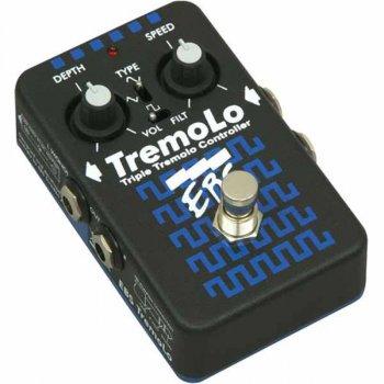 Бас-гітарна / гітарна / клавішна педаль ефектів EBS TremoLo (без коробки) (17-13-25-15)