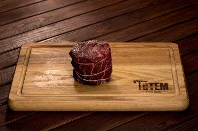 Стейк ТОТЕМ СТЕЙК Філе Міньон Прайм (Steak Filet Mignon Prime) вологої витримки 14+ днів ST (250-400г)