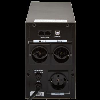 ДБЖ лінійно-інтерактивний LogicPower LPM-UL1550VA(1085Вт)