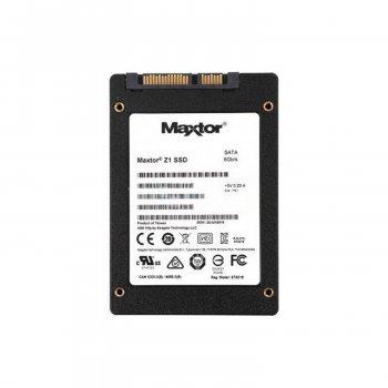 """Винчестер Maxtor YA480VC1A001 480 Gb SSD SATA III 2.5"""" Z1 TLC 540 465 MBs (186352)"""