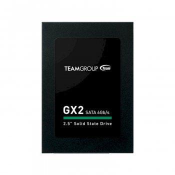 "Винчестер Team T253X2128G0C101 128 Gb SSD SATA III GX2 2.5"" TLC (182626)"
